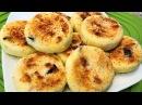 СЫРНИКИ ДИЕТИЧЕСКИЕ без манки и муки на сухой сковороде Dietary Cheese Fritters