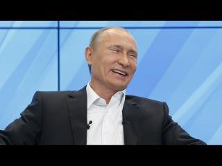 Анекдот от Путина про американского шпиона на Лубянке | Путин ИНФО