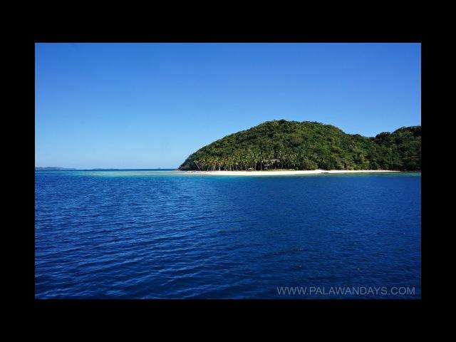 Boat El Nido to Coron Palawan