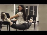 FLEXIBLE Girls BEAUTIFUL - Fitness gym motivation
