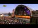 On the road with INNA 93 Belgium Hot Live at Summerfestival 2010