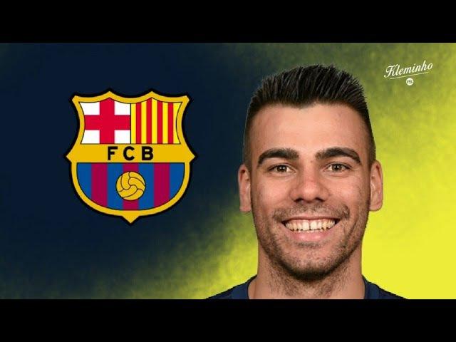 Sergio Lozano 9 - Fc Barcelona   Goals, Skills and Assists   HD