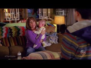 Бывает и хуже / The Middle - 8 сезон 13 серия Промо Ovary And Out (HD)