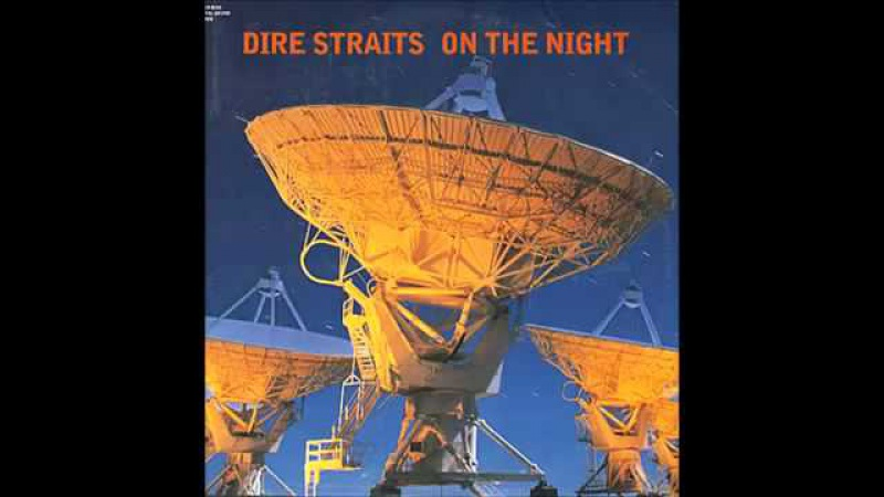 Dire Straits - On The Night Live - (album completo)