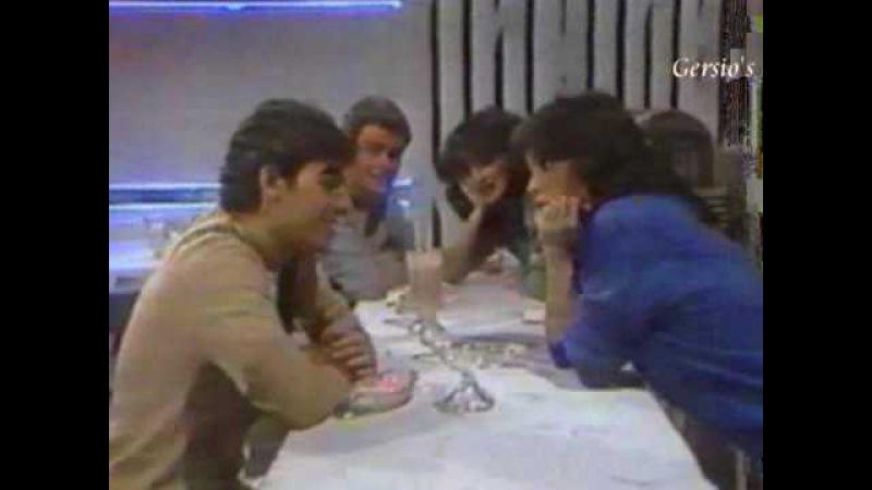 Fresas con Crema - ME ENAMORO (1984)