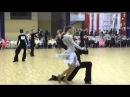 Бальные танцы Финал Пасодобль Юниоры-2 Кубок Спартака Екатеринбург