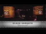 Black Sabbath Paranoid Download Festival &amp Ozzfest 2005(HD)