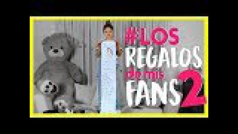Karol Sevilla I Los Regalos de mis Fans 2 I LosRegalosDeMisFans2