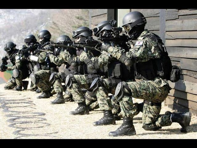 Russian special forces 2017 - foreign intelligence