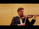Niccolo Paganini Caprice 1