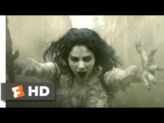 The Mummy (2017) - The Mummy Escapes Scene (7/10)   Movieclips