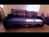 Механизм раскладки дивана Тик так (шагающий или пантограф)