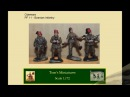 Handschar / Bosnian Infantry WWII - Odemars - 1/72 - S01E16