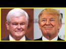 Sean Hannity , Newt Gingrich , Hillary Clinton , President Trump Breaking News Today 9/22/17