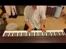 Саундтрек из к/ф Крёстный Отец soundtrack The Godfather piano cover пианино кавер