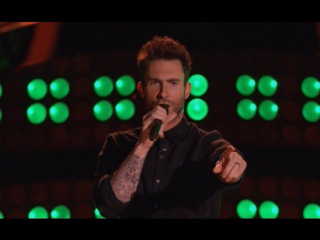 Adam Levine- The Best Songs On The Voice US