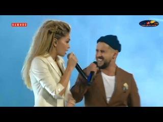 Вера Брежнева MONATIK - Любовь спасёт мир. M1 Music Awards 2016
