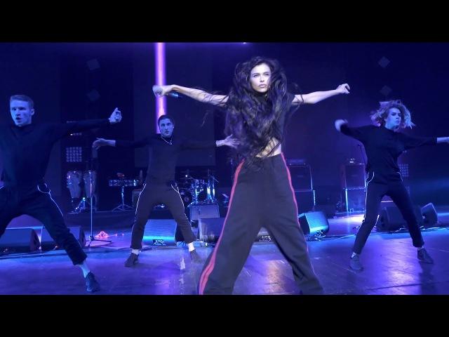 TopHit Music Awards 2017 - Елена Темникова (Счастье, Движения, Тепло, Импульсы)