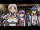 Герои забытых времён / Aoi Sekai no Chuushin de серия 1