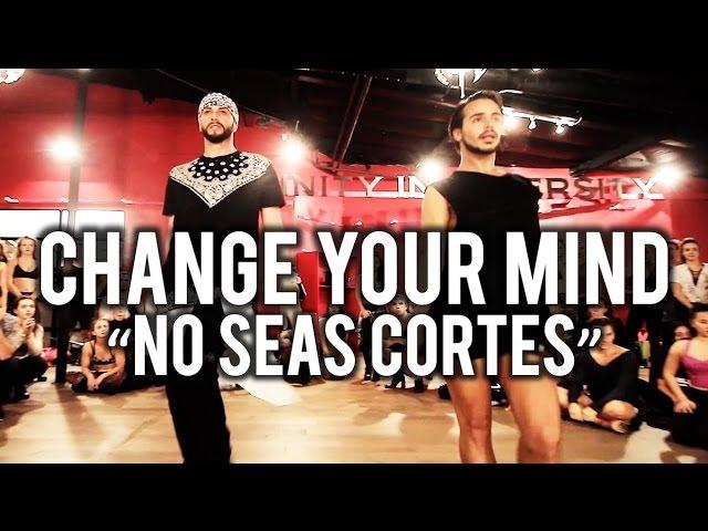 Britney Spears - Change Your Mind (No Seas Cortés)   Brian Friedman Yanis Marshall Heels Choreo