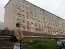 г. Полярный дом где я когда-то жил на Красном горне 2. молодёжный типа общаги, Хрущовские там холодильники.