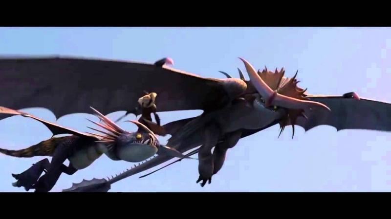 How To Train Your Dragon 2 OST Как приручить дракона 2 ОСТ (Jackie-O Russian Full-Version)