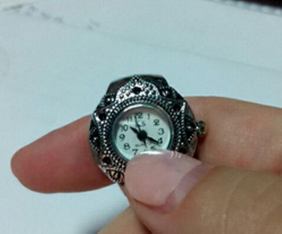 Часы - Кольцо