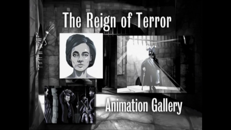 The Reign of Terror - Animation Gallery