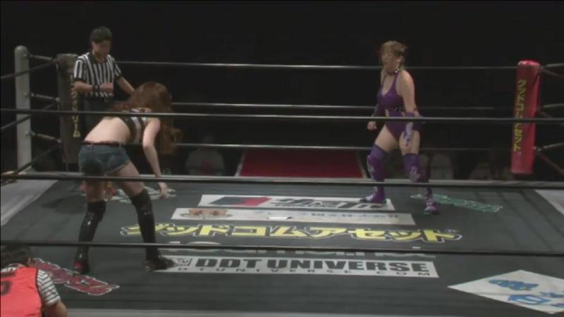 Yuki Kamifuki vs. Yuna Manase (TJP - Shinkiba de Bakon)