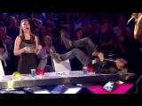 Тот случай, когда хорошее видео не баян) Оперная певица Кристина Рамос «порвала» испанскую «Минуту славы» своим выступлением