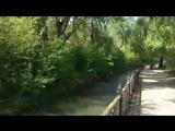 Прогулка по набережной Салгира. Симферополь