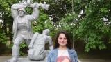 Память_в_стихах Татьяна Лаврова - Девочка, прошедшая войну