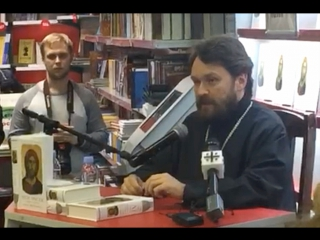 Митрополит Иларион: о Познере, блогере Соколовском и воскресном шопинге