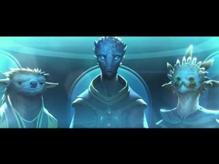 Stellaris: Utopia трейлер