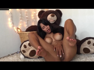 Alohalisa - using my favorite toys to make me squirt