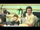 Super Junior Kiss the Radio - Sukira / Сукира - Шивон (SiWon) (рус.саб)