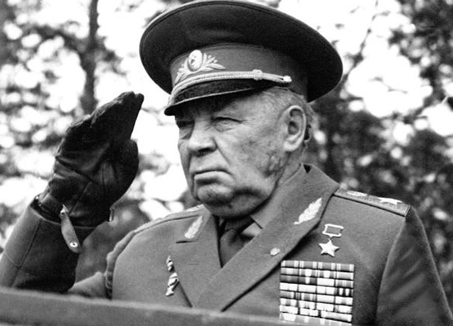 4 марта – День памяти Василия Филипповича Маргелова