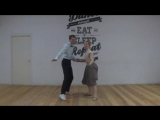 Валерий Винокуров, Мария Солеева. Линди хоп. Dancing Company. Постановка Калинина Елена