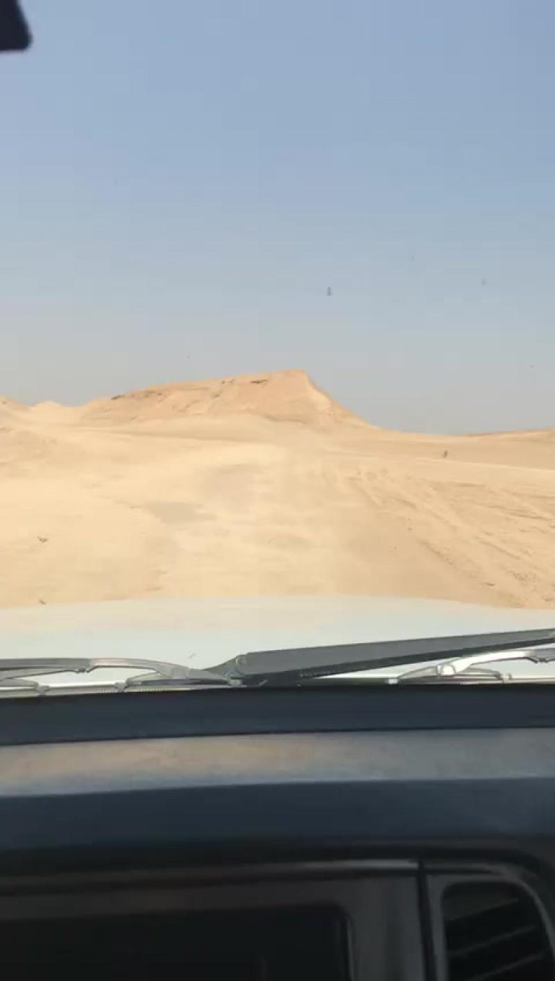 Улетное катание на джипах по дюнам и барханам Сахары