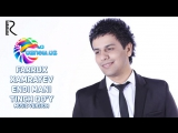 Farrux Xamrayev - Endi mani tinch qo'y | Фаррух Хамраев - Энди мани тинч куй (www.uznew.uz)