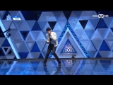 [PERF.] 170414 Cho Jin Hyung (CS Ent.) – EP.2 Produce 101 @ Mnet Official