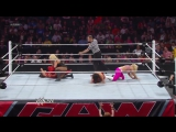 Natalya and Kaitlyn vs. The Bella Twins