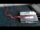Демо Fusion RE-SW120 (чистый объем 117л  порт 33Hz)  + Mystery MJ2.120