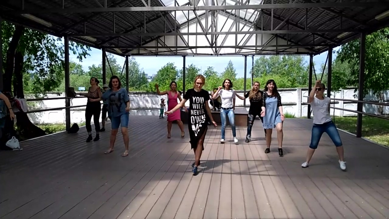 Танец HMF