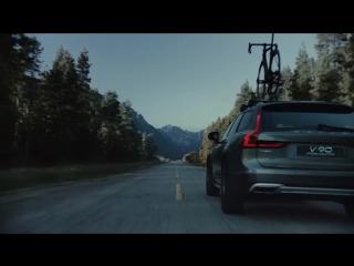Навстречу жизни с новым Volvo V90CrossCountry