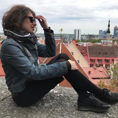 Анастасия Тетерева