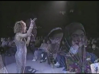 Whitney Houston at Jerudong Park Garden (1996)