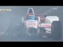 Видео аварии автогонщика на скорости около 370 км_ч