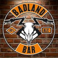 Логотип BADLAND BAR