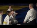 Выступление Курганской Федерации айкидо в Тюмени. 21. 12. 2014г